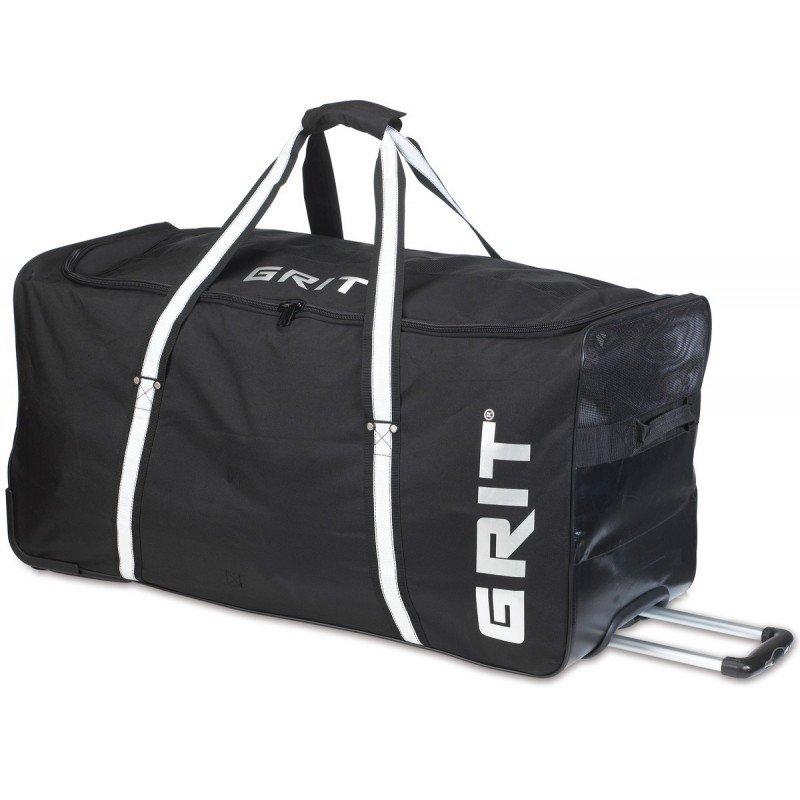 Černá taška na hokejovou výstroj - senior Grit