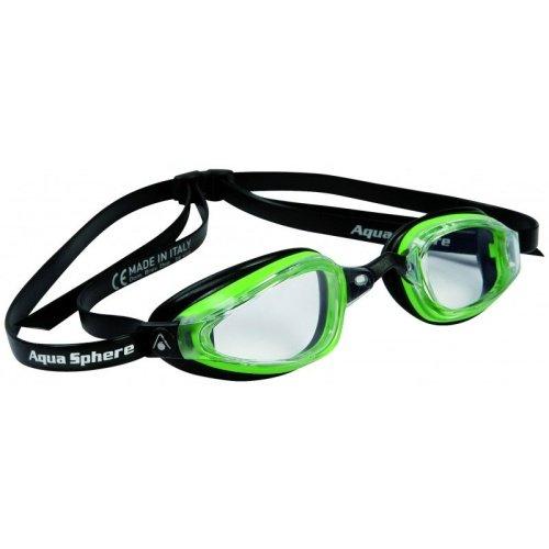Černo-zelené plavecké brýle K180+, Michael Phelps
