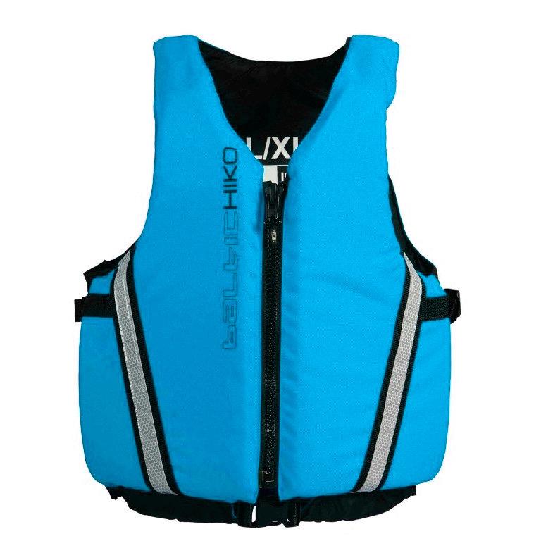 Modrá unisex plavecká vesta BALTIC RENT, Hiko