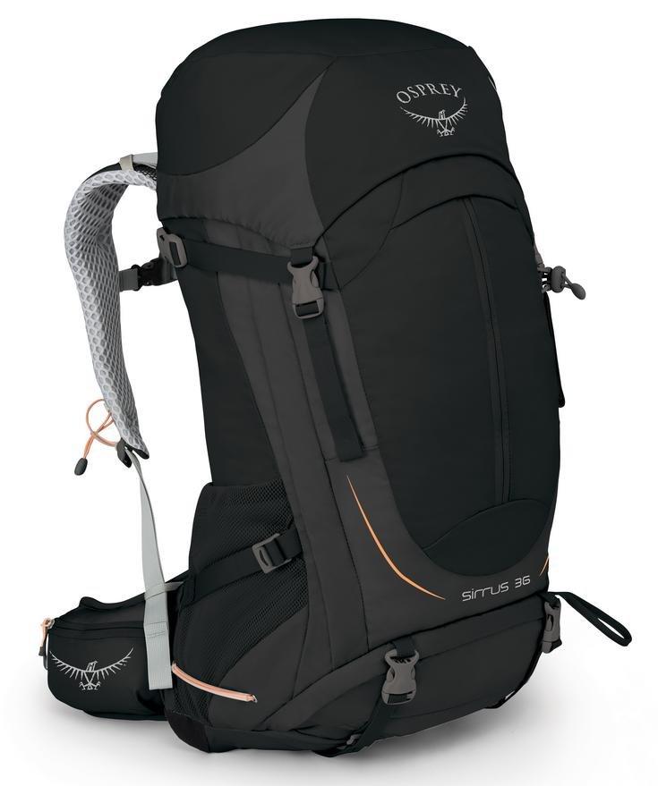 Batoh - Osprey Sirrus 36 - black Velikosti: S/M