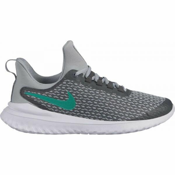 Šedé dámské běžecké boty Nike