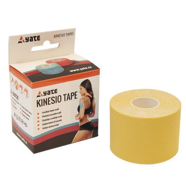 Tejpovací páska Yate - délka 5 m a šířka 5 cm