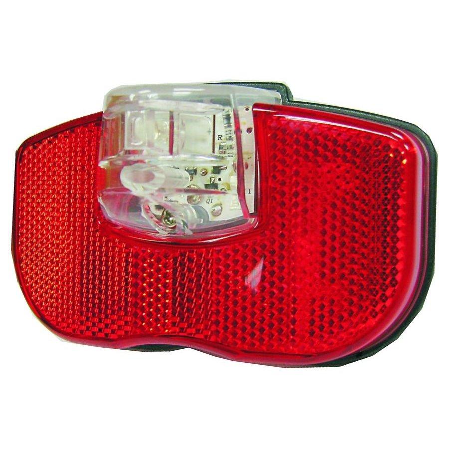 Světlo na kolo - Světlo Smart na nosič s kondenzátorem