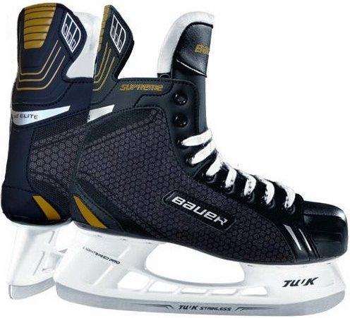 Chlapecké hokejové brusle Supreme ONE Elite, Bauer - velikost 35 EU