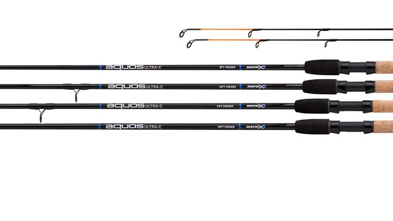 Feederový prut - Matrix Prut Aquos Ultra C Feeder Rods 3.30m