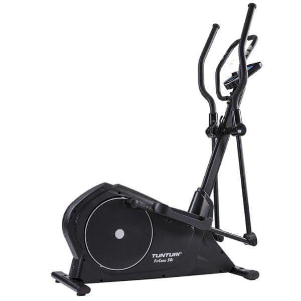 Magnetický eliptický trenažér FitCross 50i R, Tunturi - nosnost 150 kg