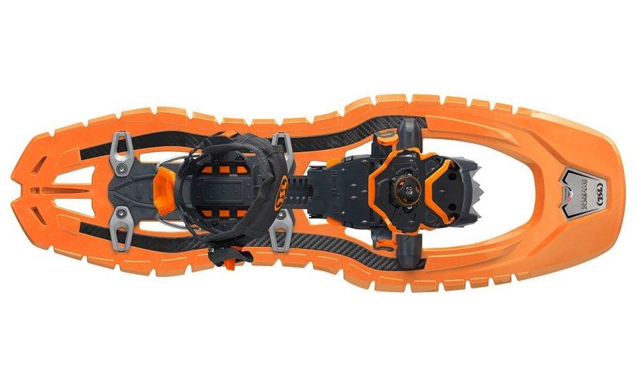 Oranžová sněžnice TSL