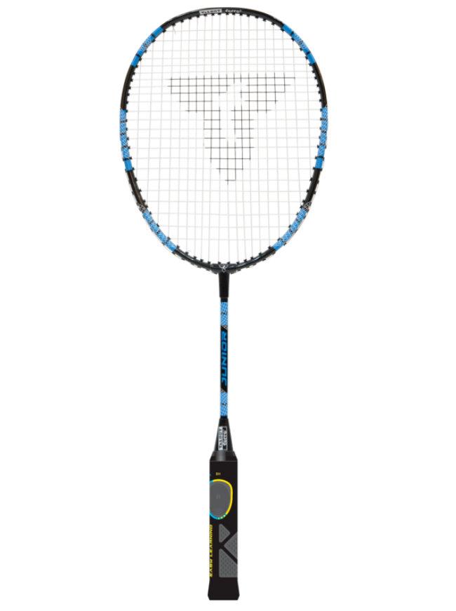 Dětská raketa na badminton Torro Eli Junior, Talbot