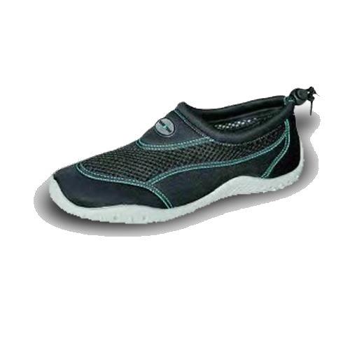 Šedé unisex boty do vody BOT, Kids Aqua Shoe, Subgear - velikost 30 EU