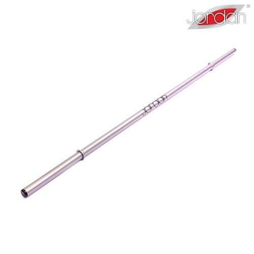 Rovná činková tyč Jordan - délka 140 cm