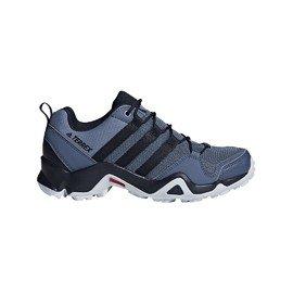 Šedé dámské trekové boty Adidas