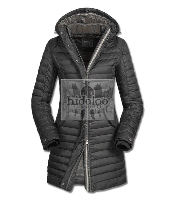 Černý dámský jezdecký kabát Amsterdam, Waldhausen