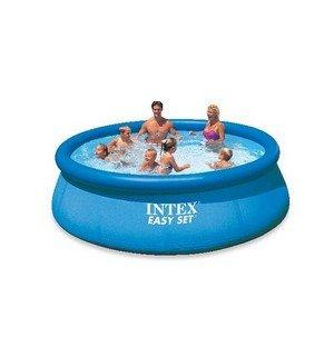 Nadzemní nafukovací kruhový bazén INTEX - objem 5621 l, průměr 366 cm a výška 76 cm