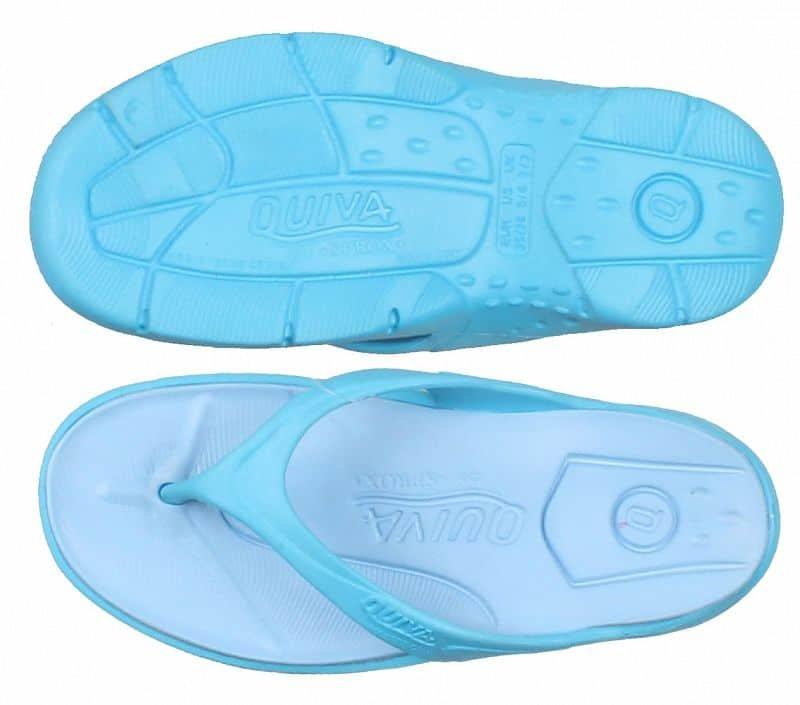 Žabky - žabky QUIVA barva: žlutá;velikost (obuv / ponožky): EU 35-36