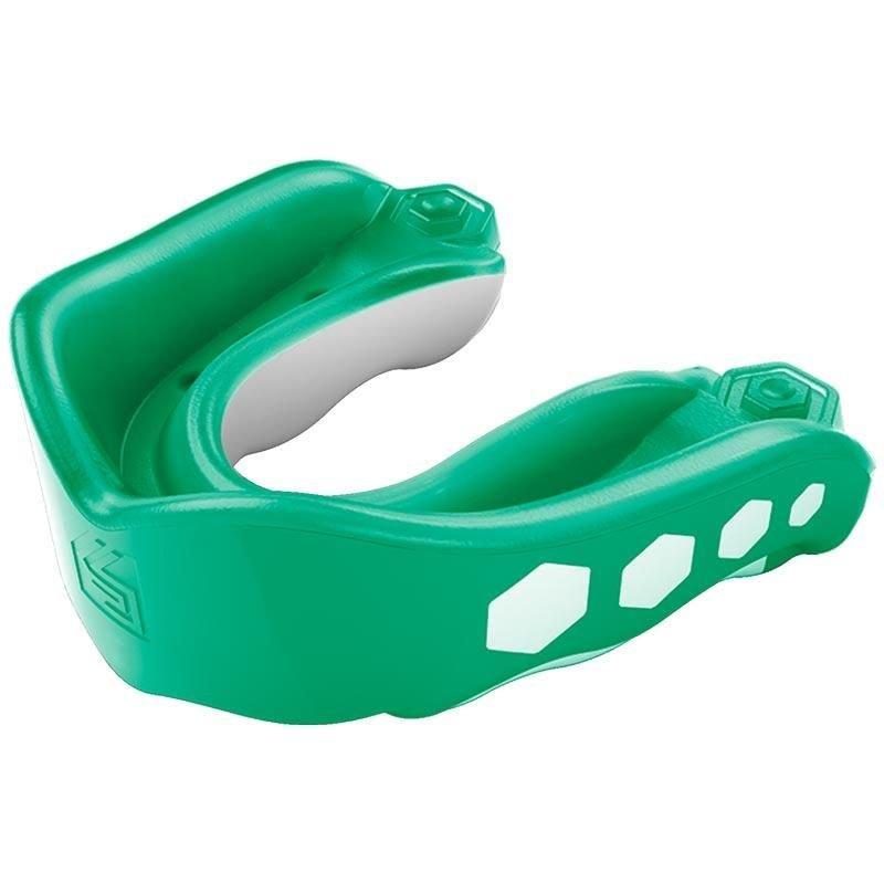 Zelený chránič na zuby Shock Doctor