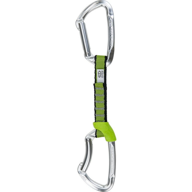 Expreska - Climbing Technology Lime Set NY Silver 12 cm