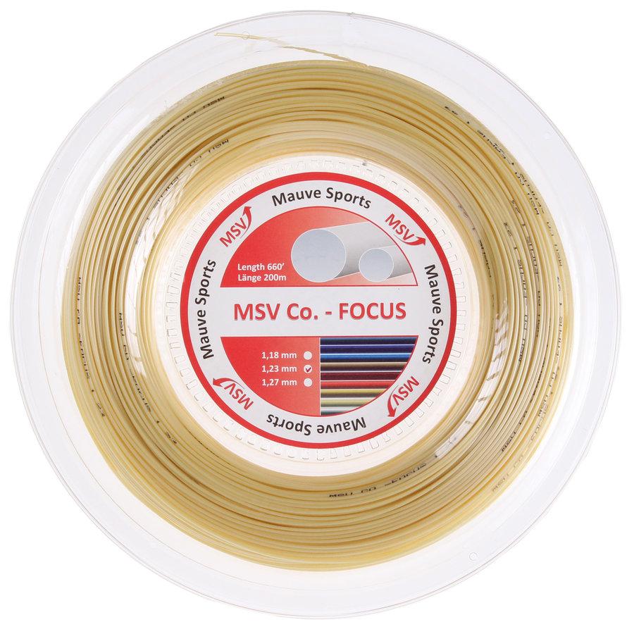 Tenisový výplet Focus, MSV - průměr 1,18 mm a délka 200 m