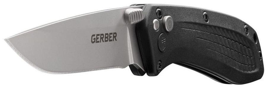Nůž - Nůž Gerber US Assist 420HC, hladké ostří