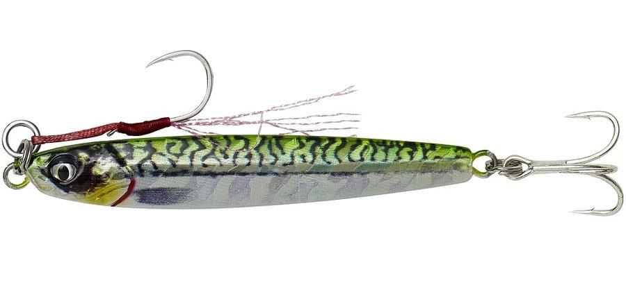 Pilker - Savage gear pilker 3d jig minnow green mackerel-4,6 cm 5 g