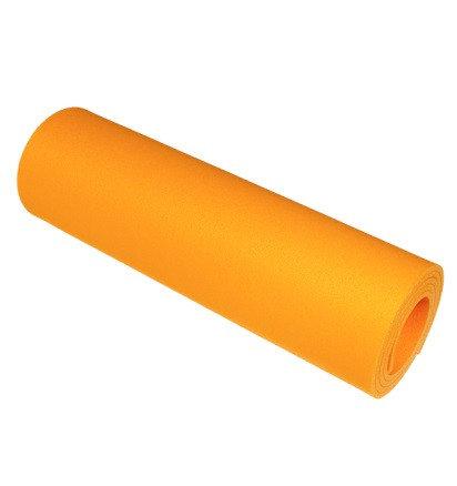 Oranžová karimatka Yate - tloušťka 0,8 cm