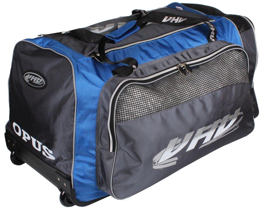 Hokejová taška - Opus 4088 modrá senior
