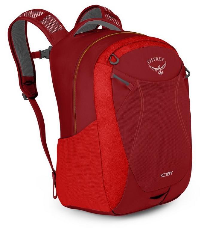 Batoh - Osprey Koby 20 II - racing red
