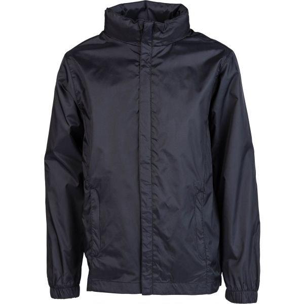 Černá chlapecká bunda Kensis
