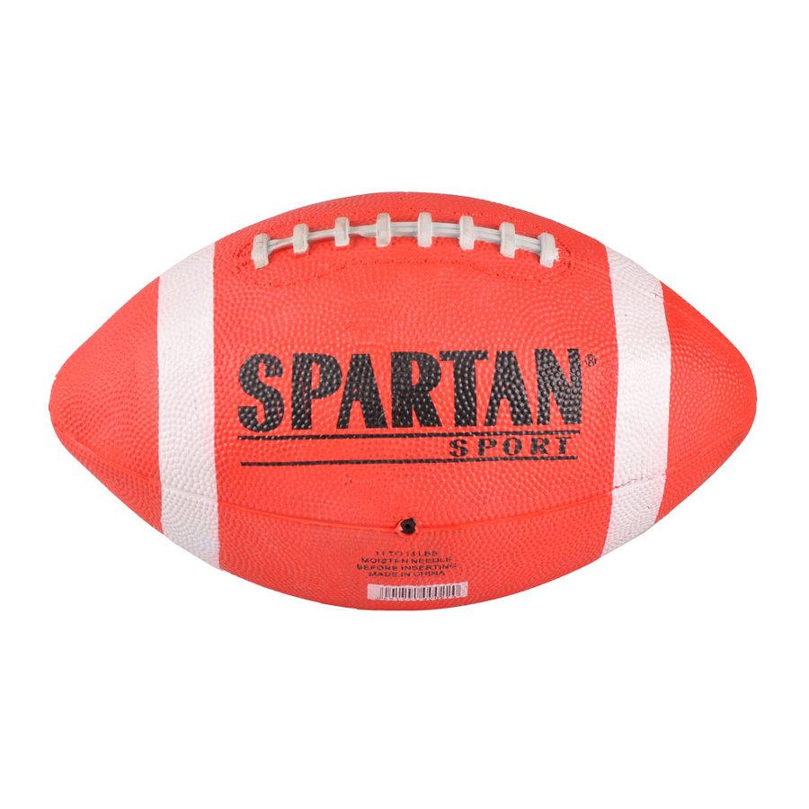 Míč na americký fotbal - Míč na americký fotbal Spartan oranžová