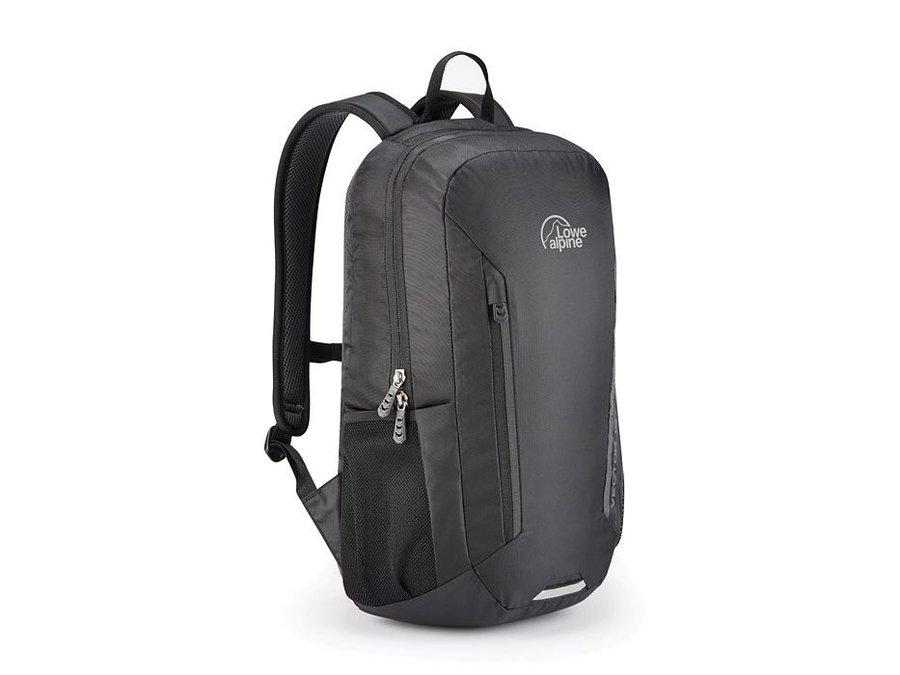 Černý turistický batoh Lowe Alpine - objem 18 l