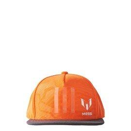 Oranžová dívčí kšiltovka Adidas