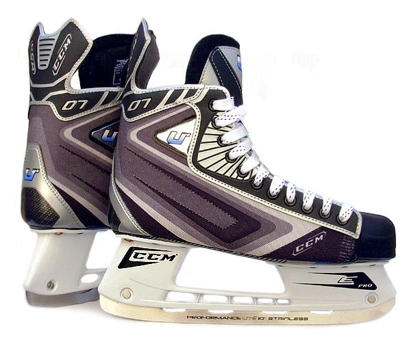 Hokejové brusle - senior Vector U+ 07, CCM - velikost 40,5 EU a šířka EE