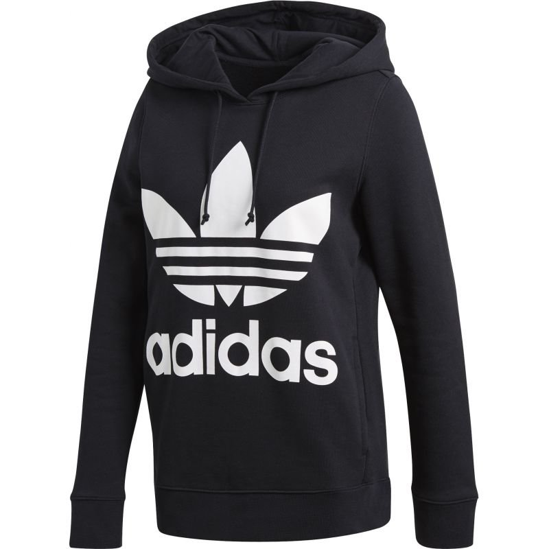 Černá dámská mikina Adidas