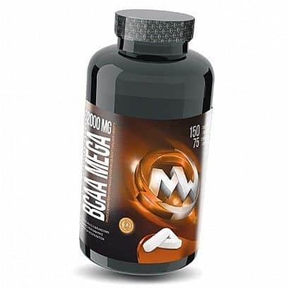 BCAA - BCAA Mega 2000 mg