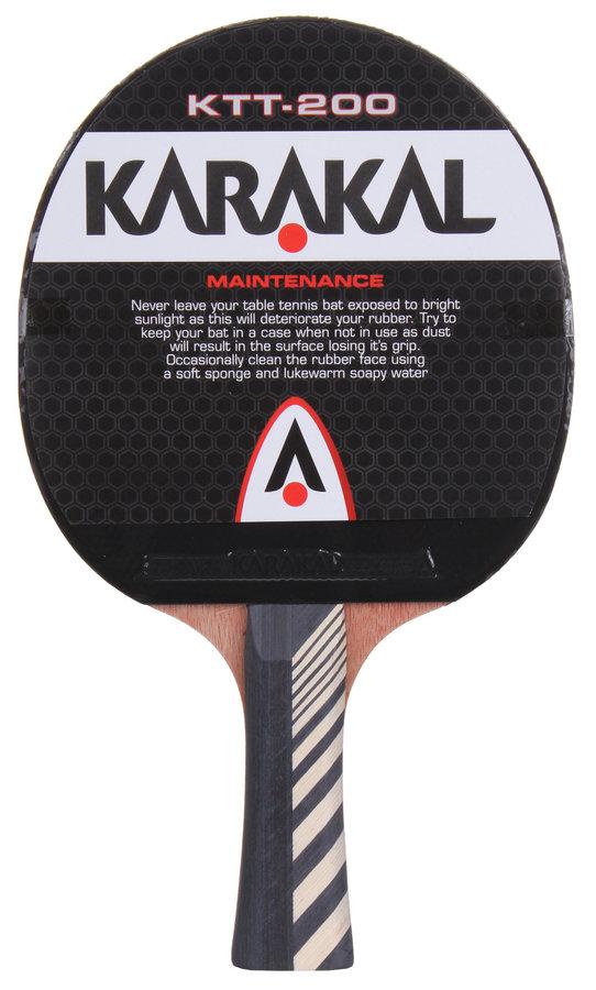 Dřevěná pálka na stolní tenis KTT-200, Karakal