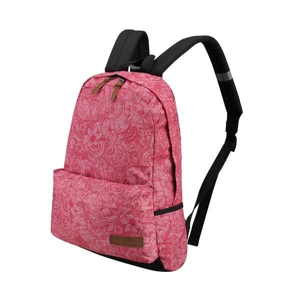 Růžový dámský batoh Alpine Pro
