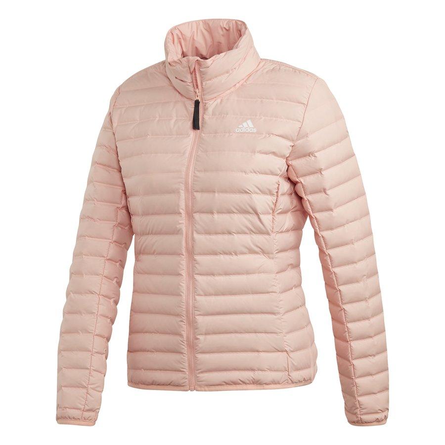 Růžová dámská bunda Adidas
