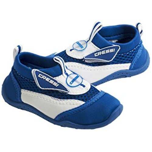 Modré dětské boty do vody Coral, Cressi