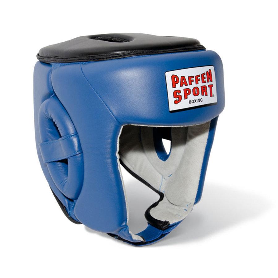 Modrá boxerská přilba Paffen Sport - velikost S-M