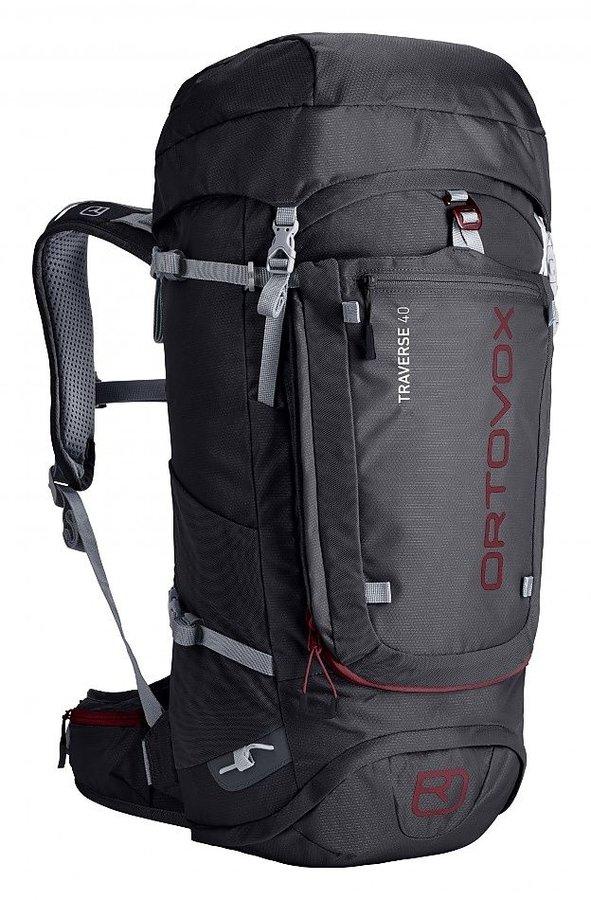 Černý turistický batoh Ortovox - objem 40 l