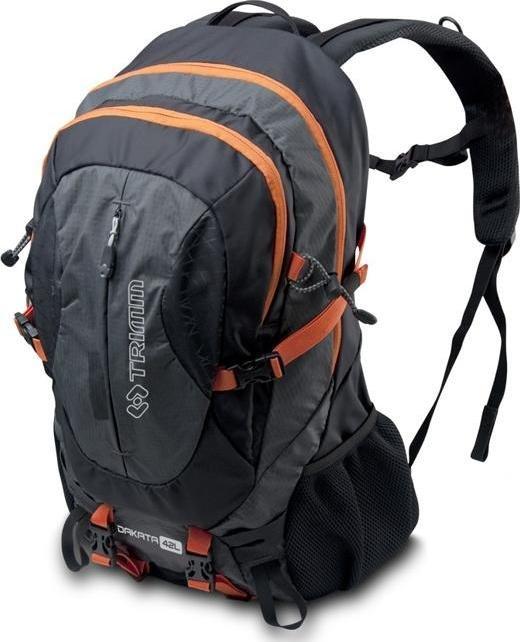 Černý batoh Trimm - objem 35 l