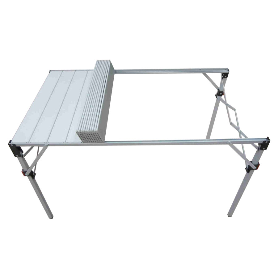 Rozkládací kempingový stůl Ferrino - délka 120 cm, šířka 70 cm a výška 70 cm