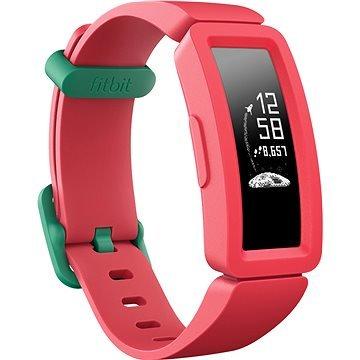 Červený fitness náramek Ace 2, Fitbit