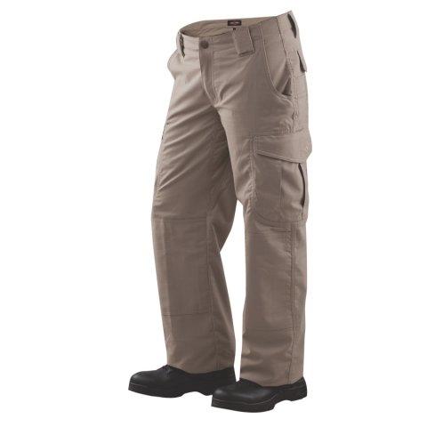 Kalhoty - Kalhoty dámské 24-7 ASCENT micro rip-stop KHAKI