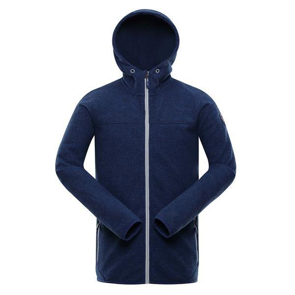 Modrý pánský svetr Alpine Pro - velikost L