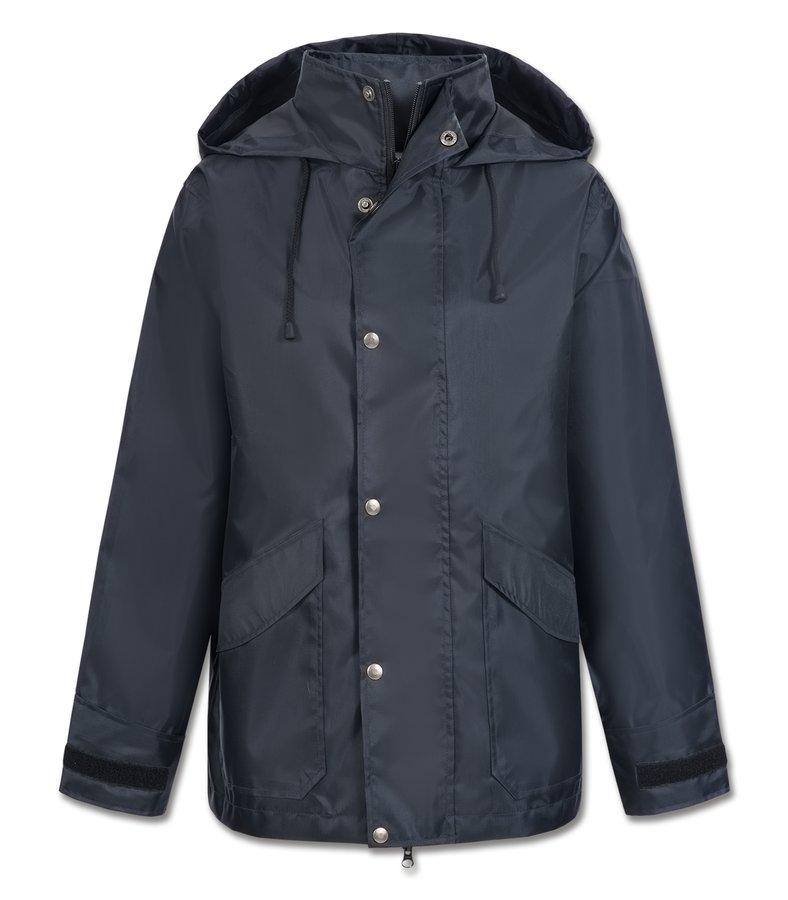 Modrá bunda ELT - velikost L