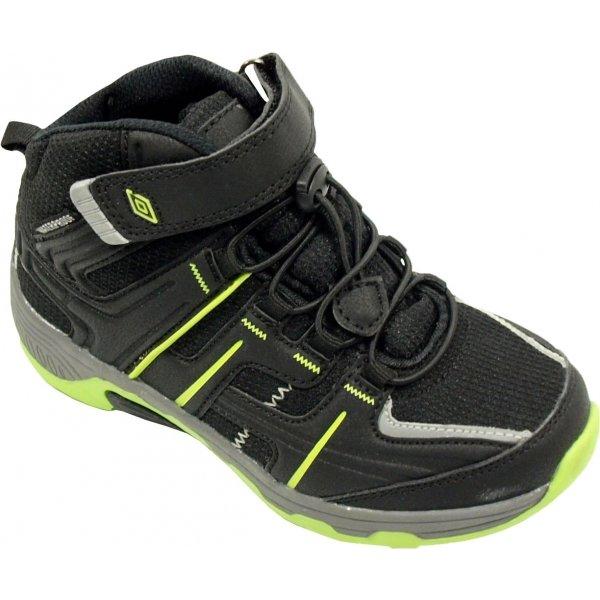 Černé dětské tenisky Umbro