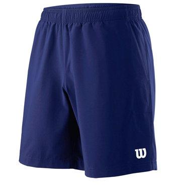 Tenisové kraťasy - Pánské šortky Wilson Team 8 Navy XXL