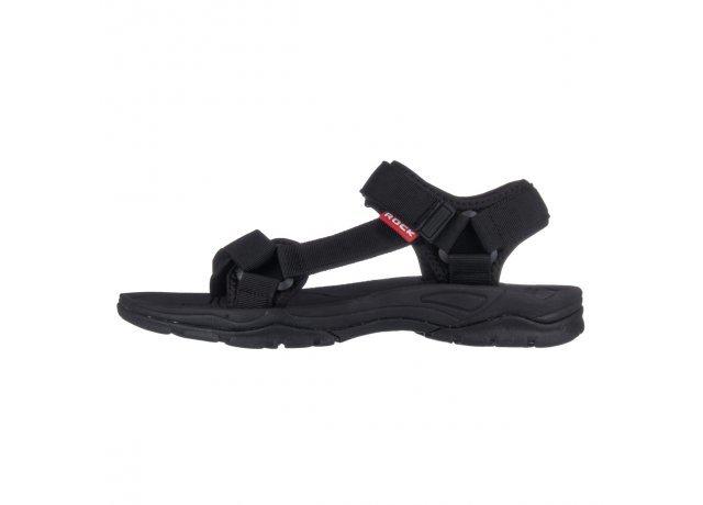 Černé sandály Rock Spring