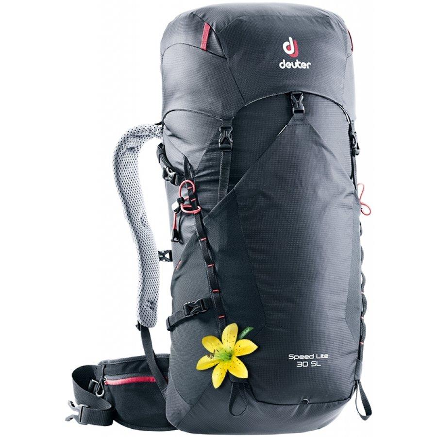 Černý turistický batoh Speed Lite 6df2e6f480e