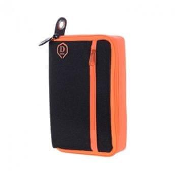 Černo-oranžové pouzdro na šipky One80